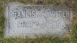 Francis Schroeder
