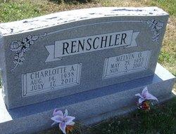 Charlotte A Renschler