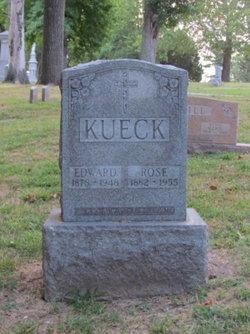 Rose C. <I>Strathman</I> Kueck