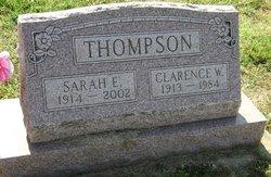Sarah E Thompson