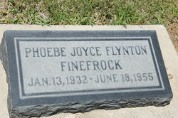 Phoebe Joyce <I>Flynton</I> Finefrock