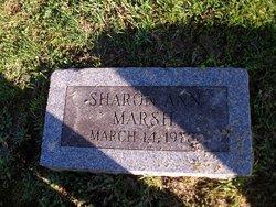 Sharon Ann Marsh