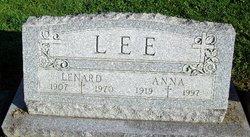 Lenard Lee