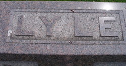 John Charles Freemont Lyle