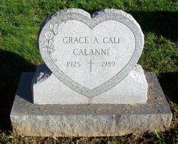 Grace A. <I>Cali</I> Calanni