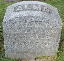 Alma M. Debus