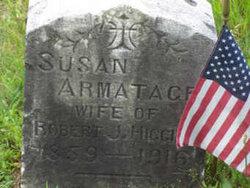 Susan <I>Armatage</I> Higgins