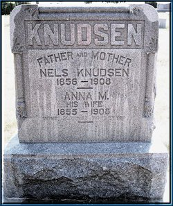Anna M. <I>Tower</I> Knudsen