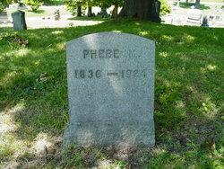 Phebe M. Fonda