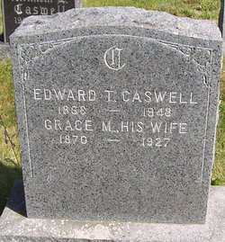 Edward T Caswell
