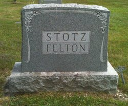 Mildred E <I>Stotz</I> Felton