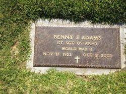 Benny J Adams