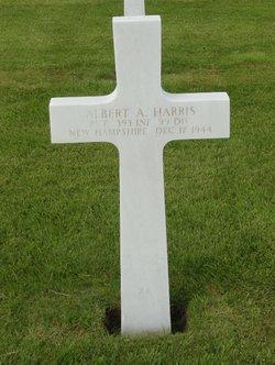 Pvt Albert A Harris