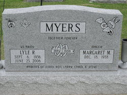 Lyle Ray Myers