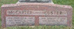 Ellen L <I>Helms</I> Custer
