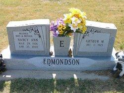 Arthur Monroe Edmondson