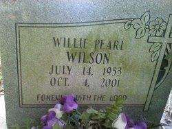 Willie Pearl Wilson