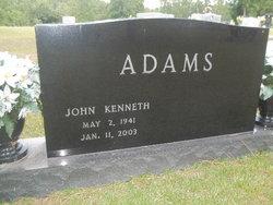 John Kenneth Adams