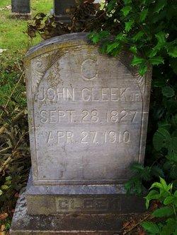 John Cleek, Jr