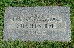 Charles A Rau