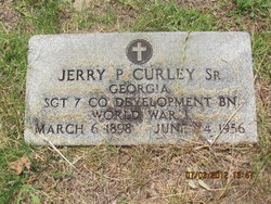 Jerry P. Curley, Sr