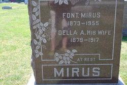 Della A Mirus 1879 1917