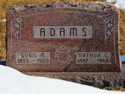 Sybil M. Adams