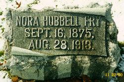 Nora <I>Hubbell</I> Fry