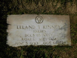 Leland T Kinney