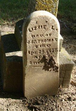 Lizzie Thomas