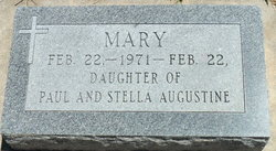Mary Augustine