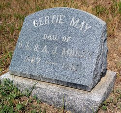 Gertie May Morey