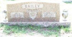 Florence Ella <I>Deaton</I> Bailey