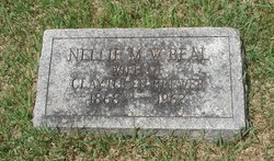 Nellie M. W. <I>Beal</I> Brewer