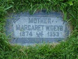 Margaret <I>Wilson</I> Deyo