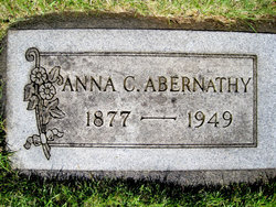 Anna Lucretia <I>Castle</I> Abernathy