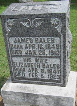 Elizabeth <I>Rogers</I> Bales