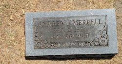 Andrew Jackson Merrell