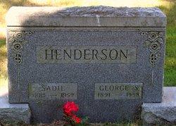 Sadie Armintrout Henderson