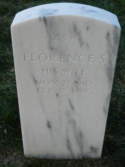 Florence S Bevan