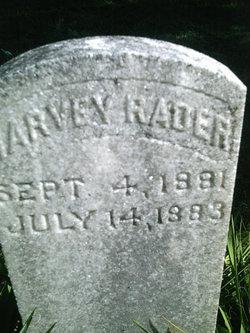 Harvey Rader