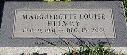 Marguerette Louise Helvey