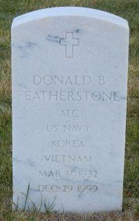 Donald Beri Featherstone