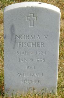 Norma V <I>Graft</I> Fischer