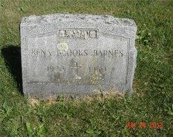 Rena <I>Brooks</I> Barnes
