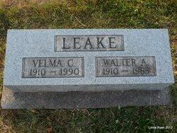 Velma L <I>Campbell</I> Leake