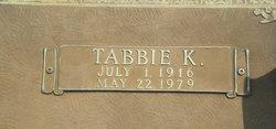 Tabbie Ouzts <I>Kemp</I> Altman