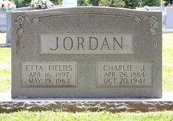 Etta Valina <I>Fields</I> Jordan