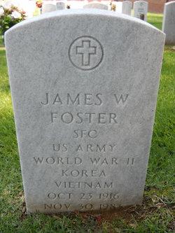 James William Foster