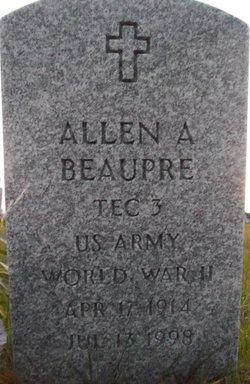Allen Aloysius Beaupre